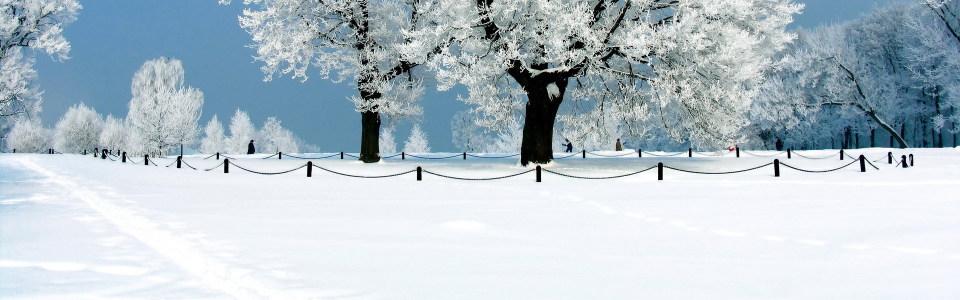 雪景高清背景图片素材下载