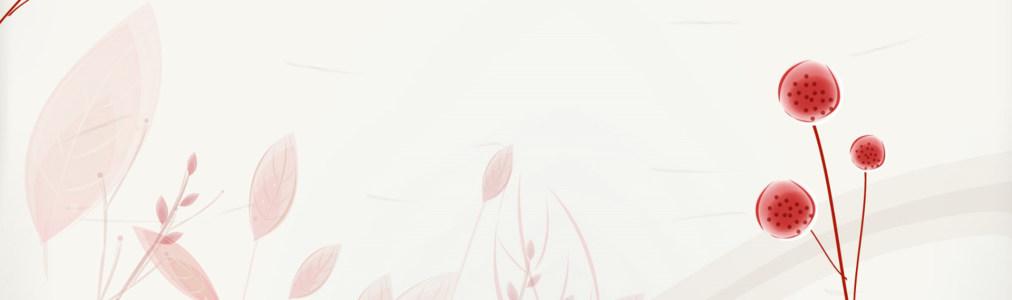 女装简约背景banner设计