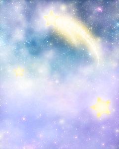 梦幻星空背景