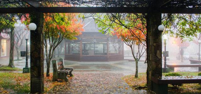 公园景区建筑摄影高清背景图片素材下载