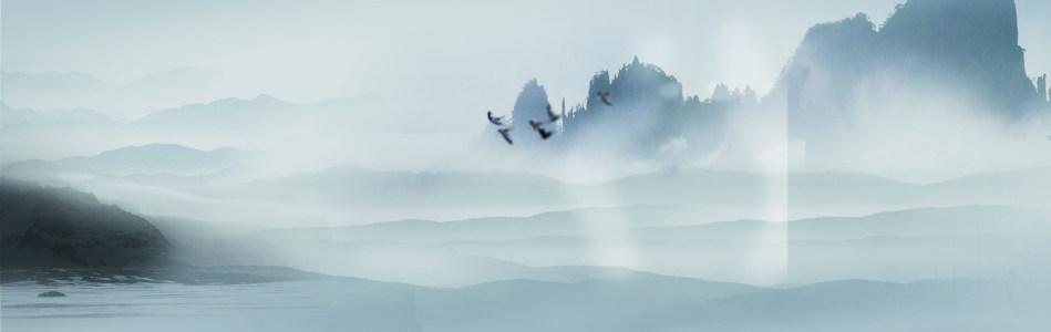 中国风素雅淘宝背景高清背景图片素材下载