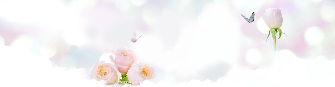 粉色系景色高清背景图片素材下载