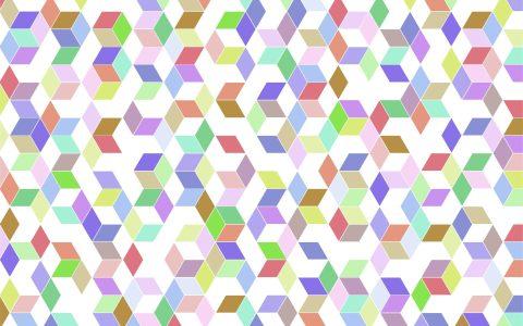 多彩几何背景高清背景图片素材下载