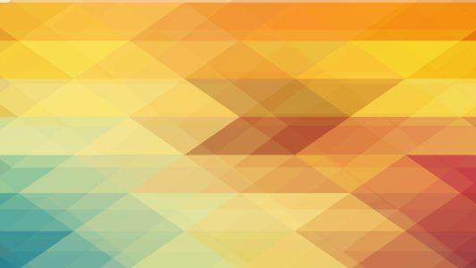 三角几何背景