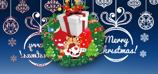 圣诞节背景高清背景图片素材下载