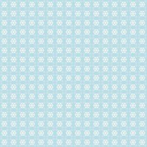 淡蓝色雪花背景