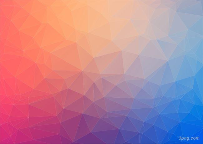 渐变彩色几何背景背景高清大图-渐变背景扁平/渐变/几何