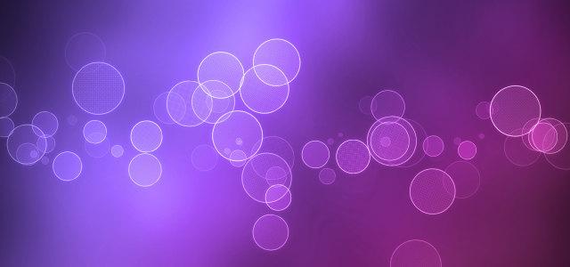 紫色图形背景