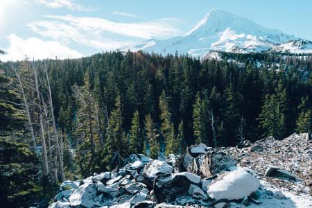 冬天雪山高清背景高清背景图片素材下载