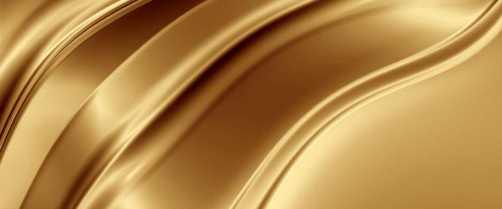 金色质感纹理背景