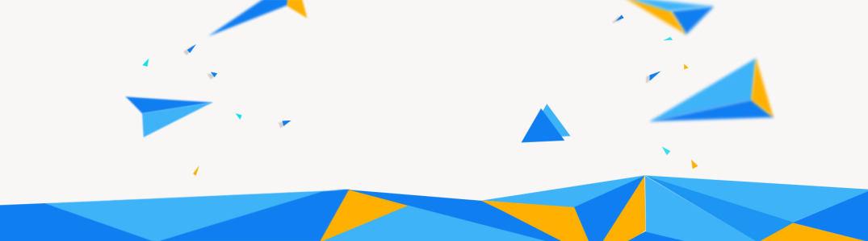蓝色科技banner