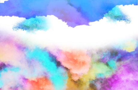 彩色粉末背景高清背景图片素材下载