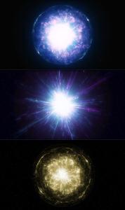 银河爆炸光效高清背景图片素材下载