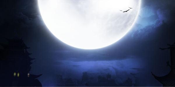 夜晚背景高清背景图片素材下载