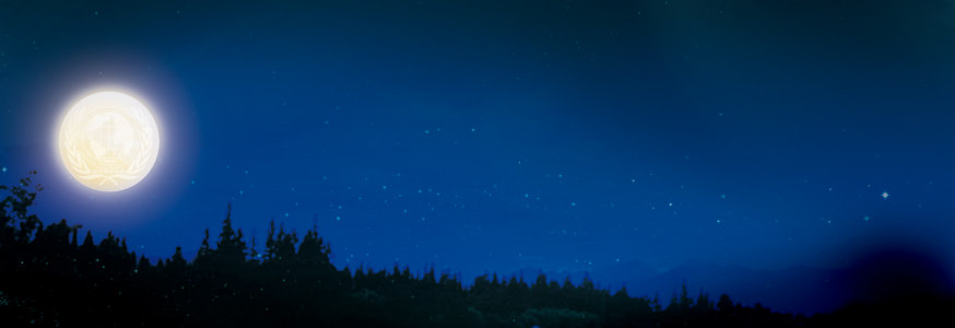 黑天 夜空 背景