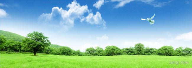 环保背景背景高清大图-背景背景自然/风光