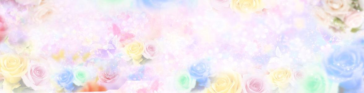玫瑰花海背景
