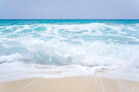 大海海水高清背景图片素材下载