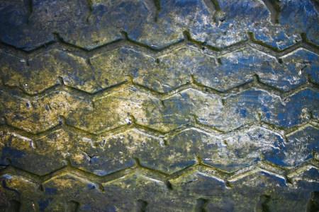 卡车轮胎纹理背景