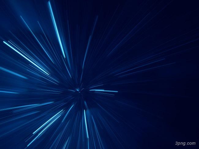 蓝色光迹深蓝色背景背景高清大图-色光背景特效图片