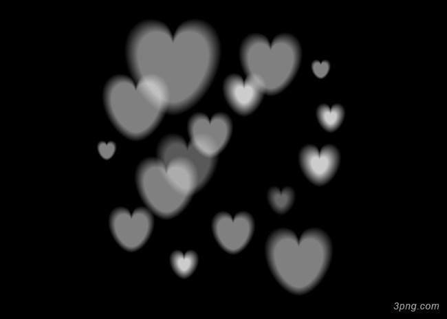 爱心溶图高光背景背景高清大图-高光背景高光/光斑/星空