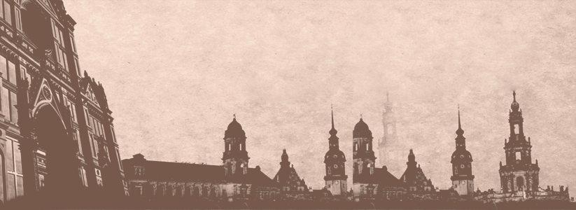 复古建筑背景